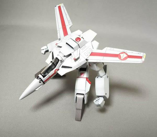 1dayモデリング製作会「VF-1J&VF-1S」完成編