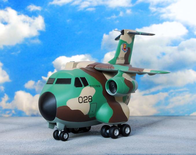 ディフォルメC-1輸送機(ご紹介)