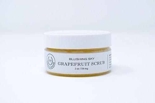 BLUSHING SKY Grapefruit Scrub