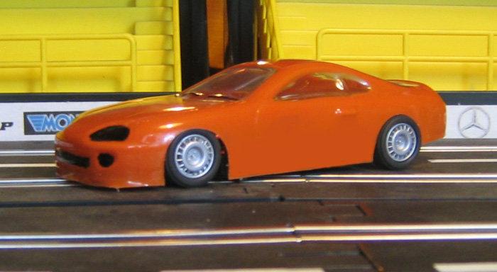 1996 Toyota Supra 1/32 body