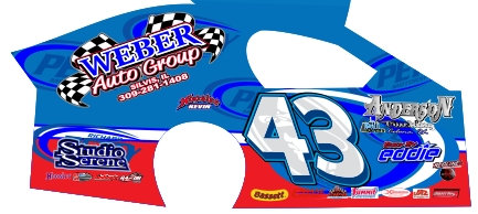 DirtSlinger Dirt Modified Body 43 Petty