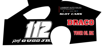 DirtSlinger Dirt Modified Body 112 Guss