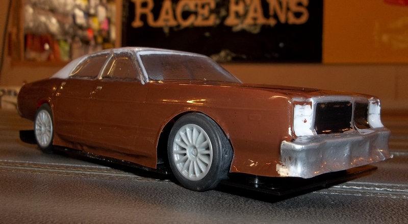 1977 Dodge Monaco 1/32 body