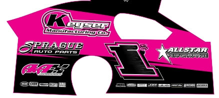 DirtSlinger Dirt Modified Body 1 Sprague