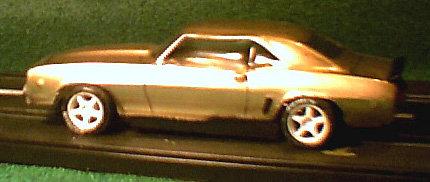 1969 Camaro 1/32 body