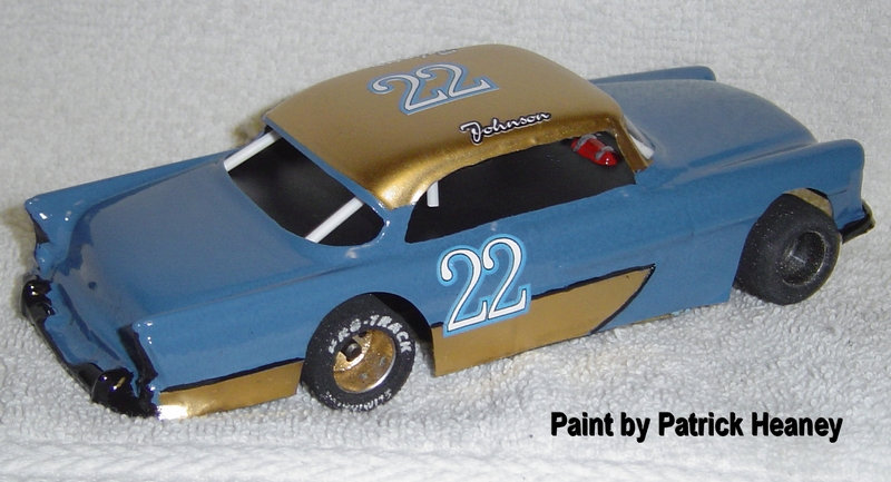 1956 Plymouth 1/32 body
