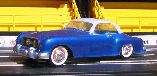 1953 Nash-Healey 1/32 body