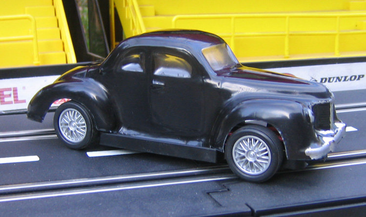 1940 Ford Coupe 1/32 body