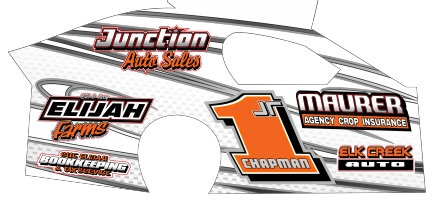 DirtSlinger Dirt Modified Body 1jr Chapman