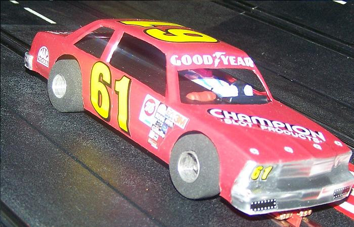 1981Chevy Malibu 1/32 body