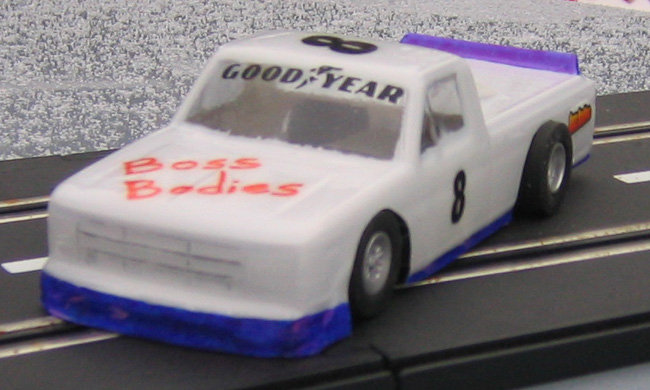 1995 Ford F150 Truck 1/32 body