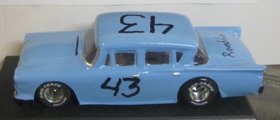 1960 Rambler 1/32 body