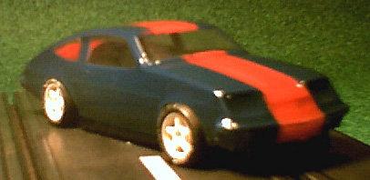 1976 Chevy Monza 1/32 body