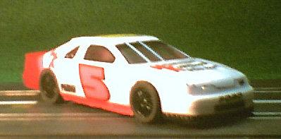 1997 T Bird Stock Car 1/32 body