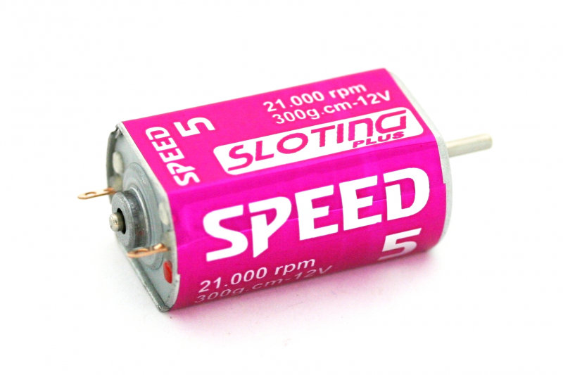 Sloting Plus Speed 5 Motor