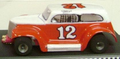 37 Ford Sedan