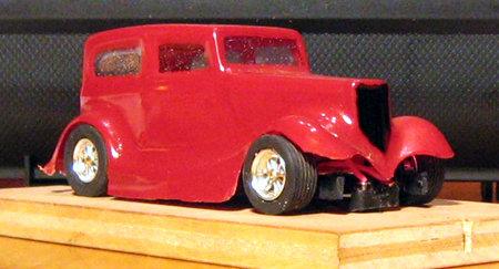 1934 Ford Sedan1/32 body