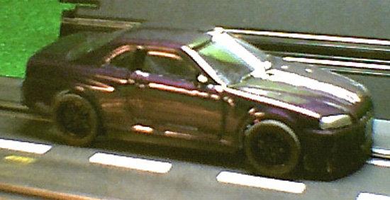 2000 Nissan R34 Skyline 1/32 body