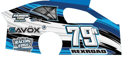 DirtSlinger Dirt Modified Body 79 Rexroad