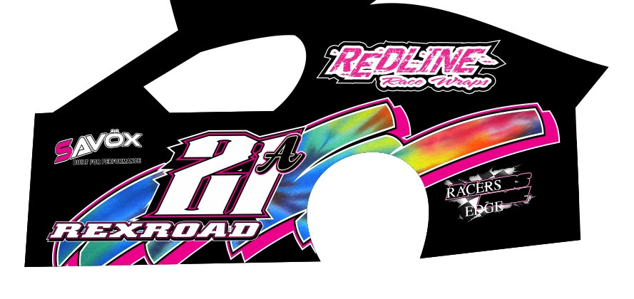 DirtSlinger Dirt Modified Body 21 Rexroad