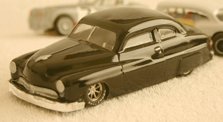 1949 Mercury Coupe 1/32 body