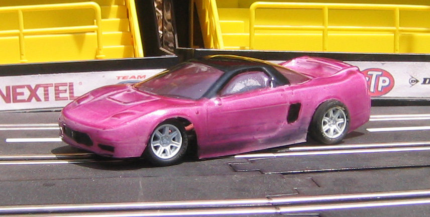2001 NSX-R 1/32 body