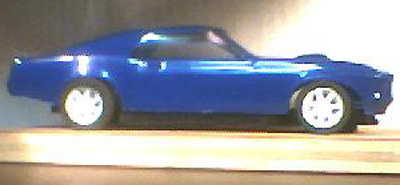 1970 Ford Mustang 1/32 body