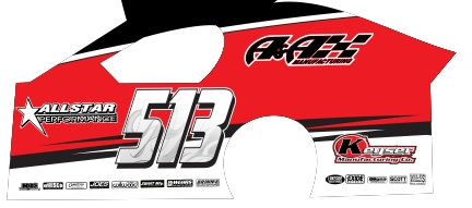 DirtSlinger Dirt Modified Body 513 Randle