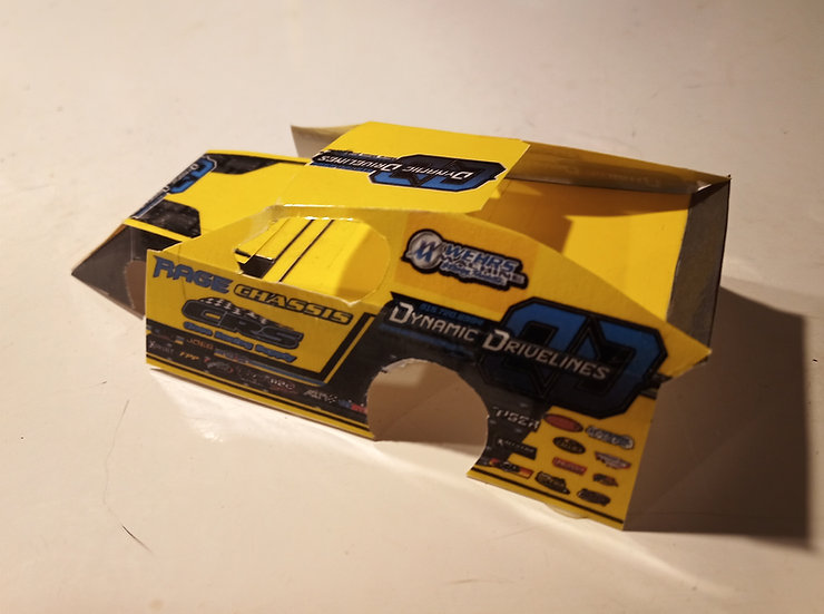 DirtSlinger Dirt Modified Body 00 Dynamic