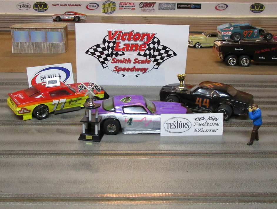 Half Scale Race Cars >> Race Report Charlestown NH 04-23 - North East Slot Cars