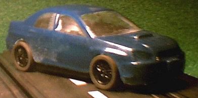 2003 Subaru WRX sti 1/32 body