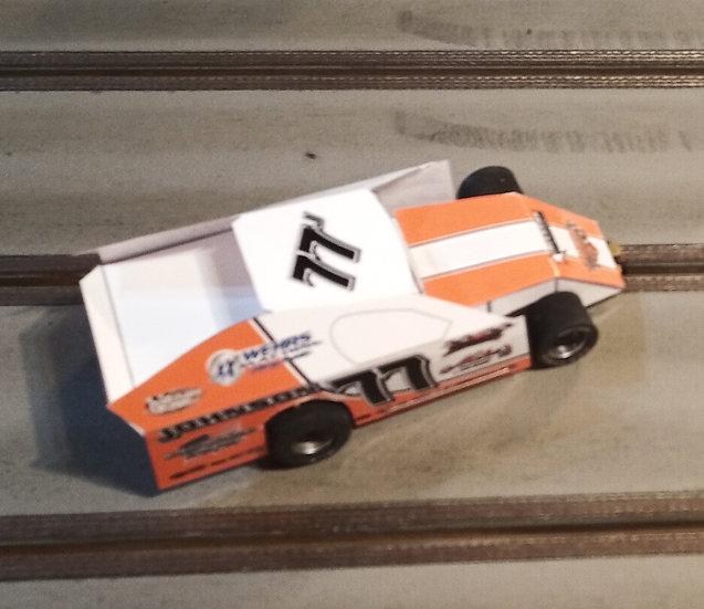 DirtSlinger Dirt Modified Body 77 Johnson