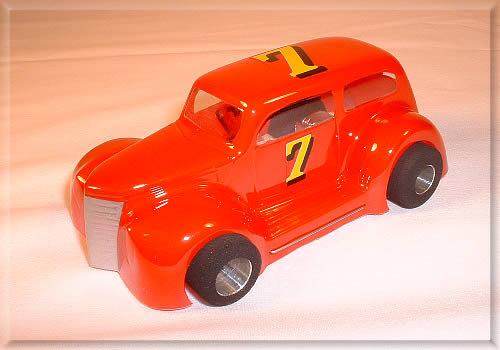Champion 37 Ford Sedan