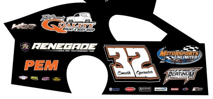 DirtSlinger Dirt Modified Body 32 Renegade