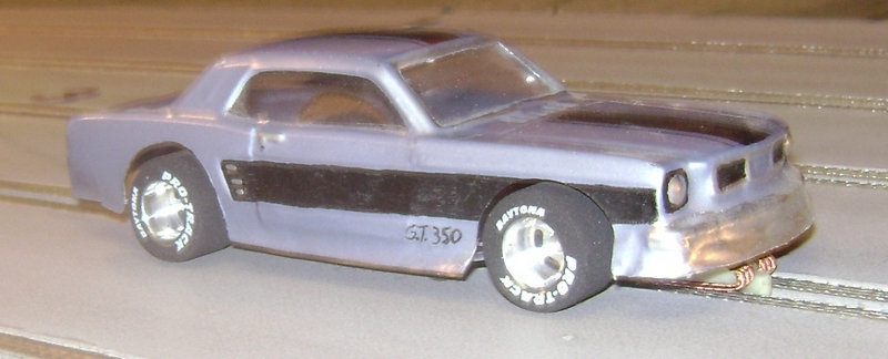 1965 Ford Mustang 1/32 body