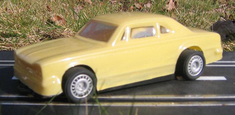 1971 Nissan Skyline 2000 1/32 body