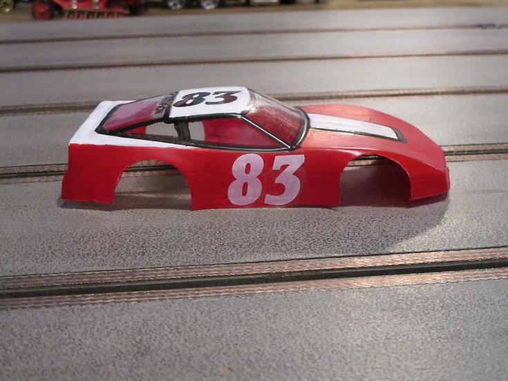 Rhino 84 Corvette