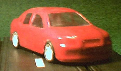 2000 Lancer EVO VII 1/32 body