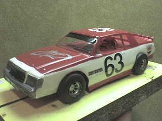 1985 Buick Regal 1/32 body