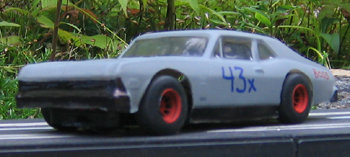 1969 Chevy Nova 1/32 body