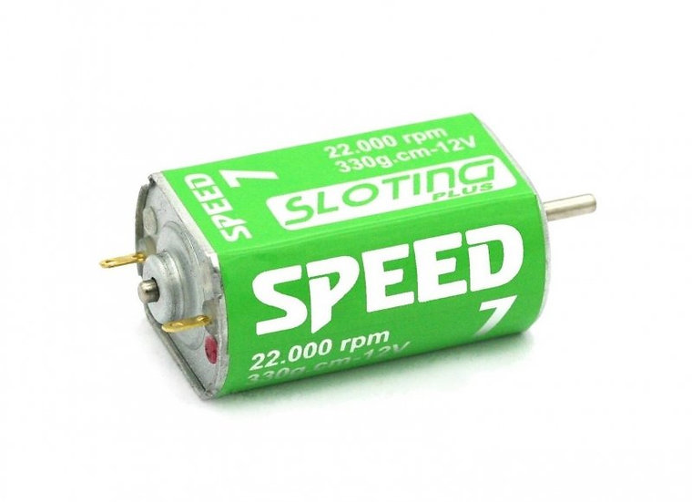 Sloting Plus Speed 7 Motor