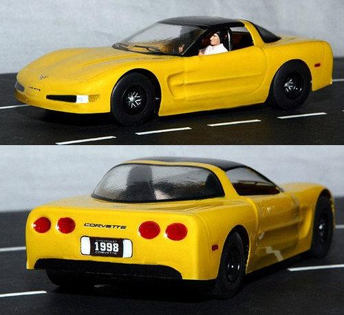 1998 Corvette 1/32 body