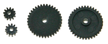 Flyslot Sidewinder gear set - 11T pinion and 36T spur