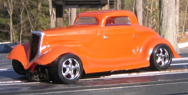 1934 Ford Coupe 1/32 body