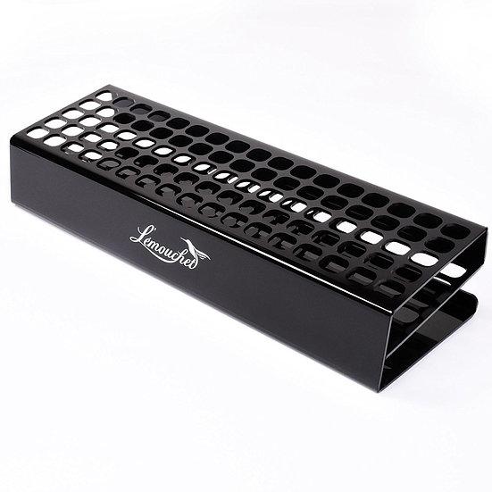 85 Slots Premium Marker Holder Desk Stand Acrylic Organizer Storage Rack