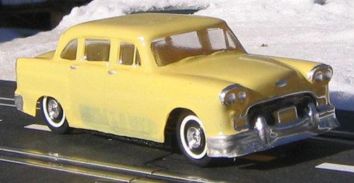 1963 Checker 1/32 body