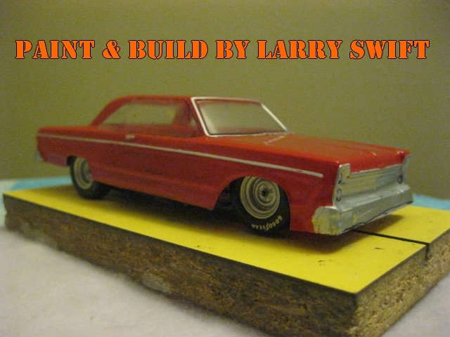1967 Plymouth Fury 1/32 body