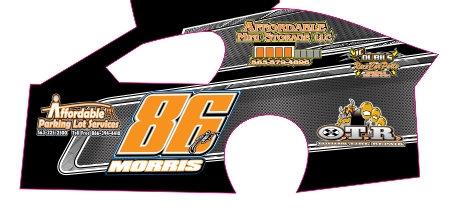 DirtSlinger Dirt Modified Body 86 Morris