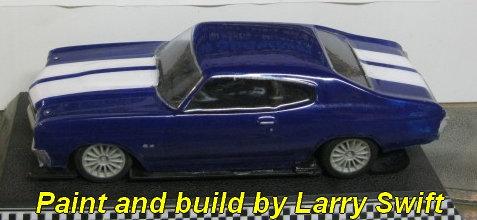 1970 Chevelle 1/32 body