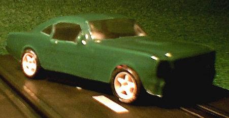 1966 Shelby GT350 1/32 body